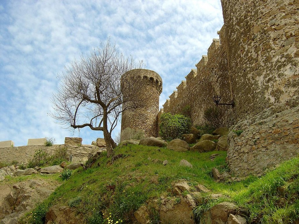 Torre del Castillo (Tossa de Mar)
