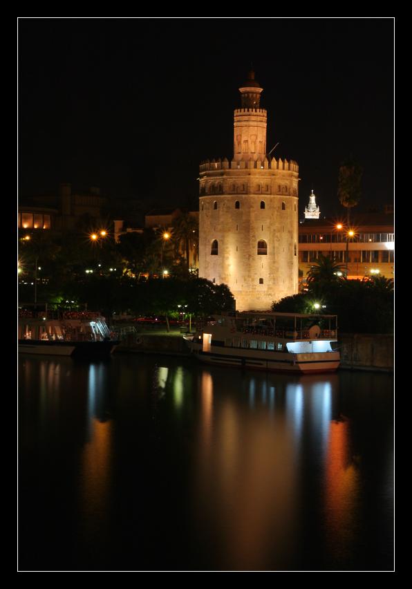 Torre del Oro....