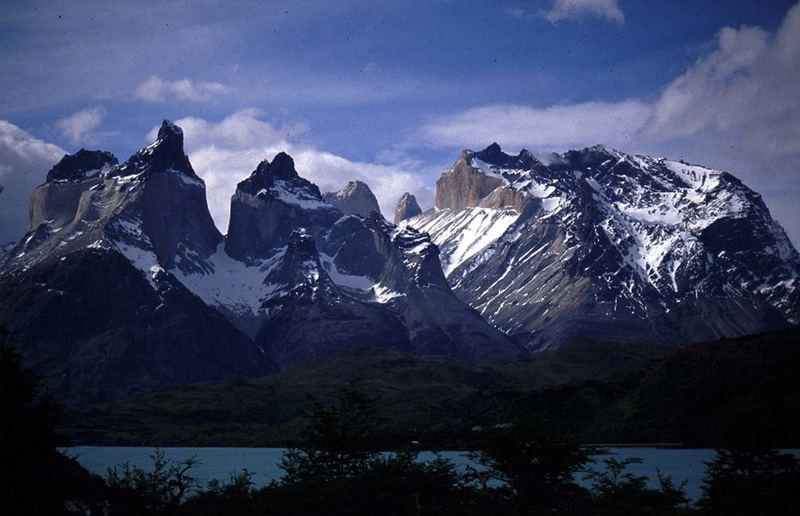 Torre del Paine Massiv, Patagonien Chile