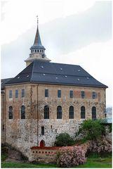Torre della fortezza di Oslo