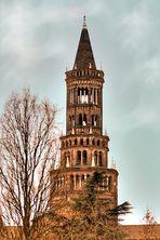 Torre dell'Abbazia di Chiaravalle (Ciribiciaccola)