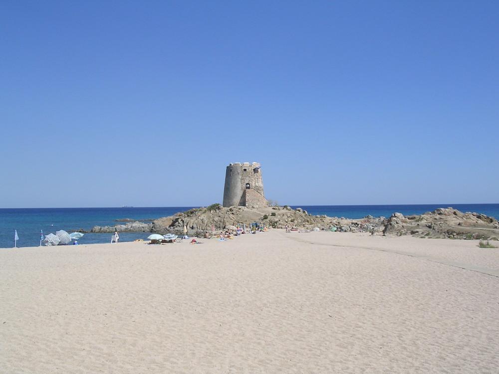Torre di Barì Barisardo Sardegna
