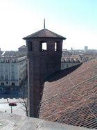 Torre di guardia su piazza Vittorio