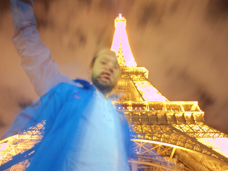 Torre Eiffel, Copyright Tour Eiffel - Illuminations Pierre Bideau