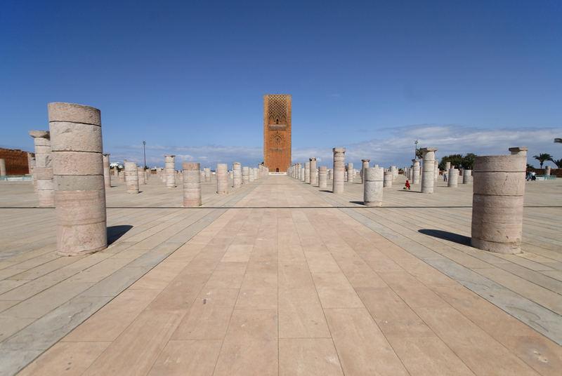 Torre Hassan II - Hassan II Tower