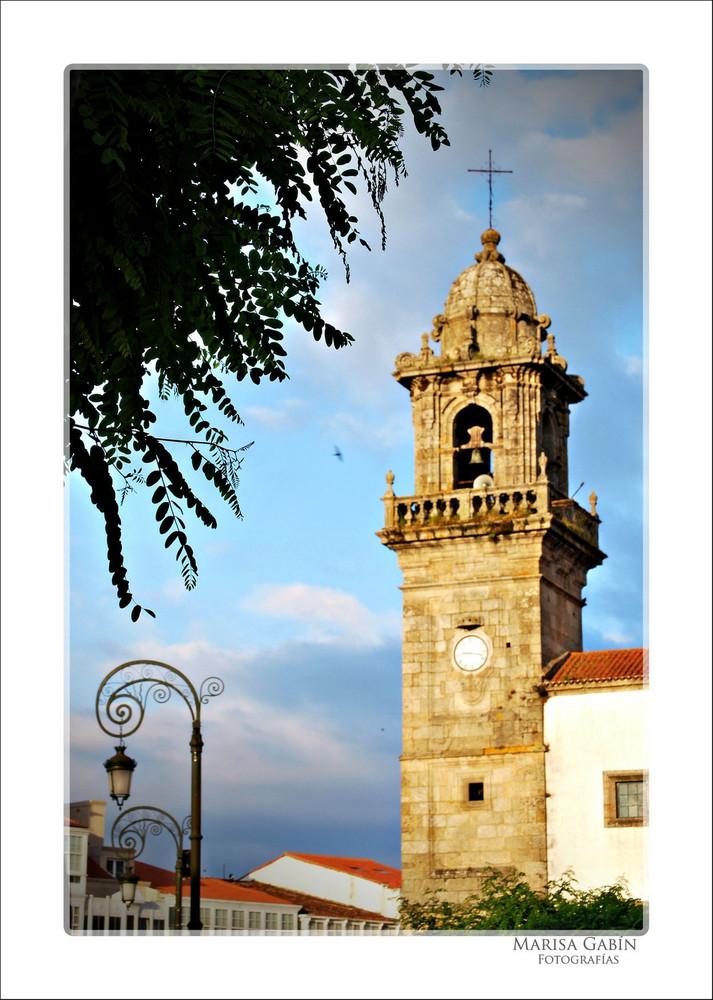 Torre Iglesia Sto. Domingo, Betanzos