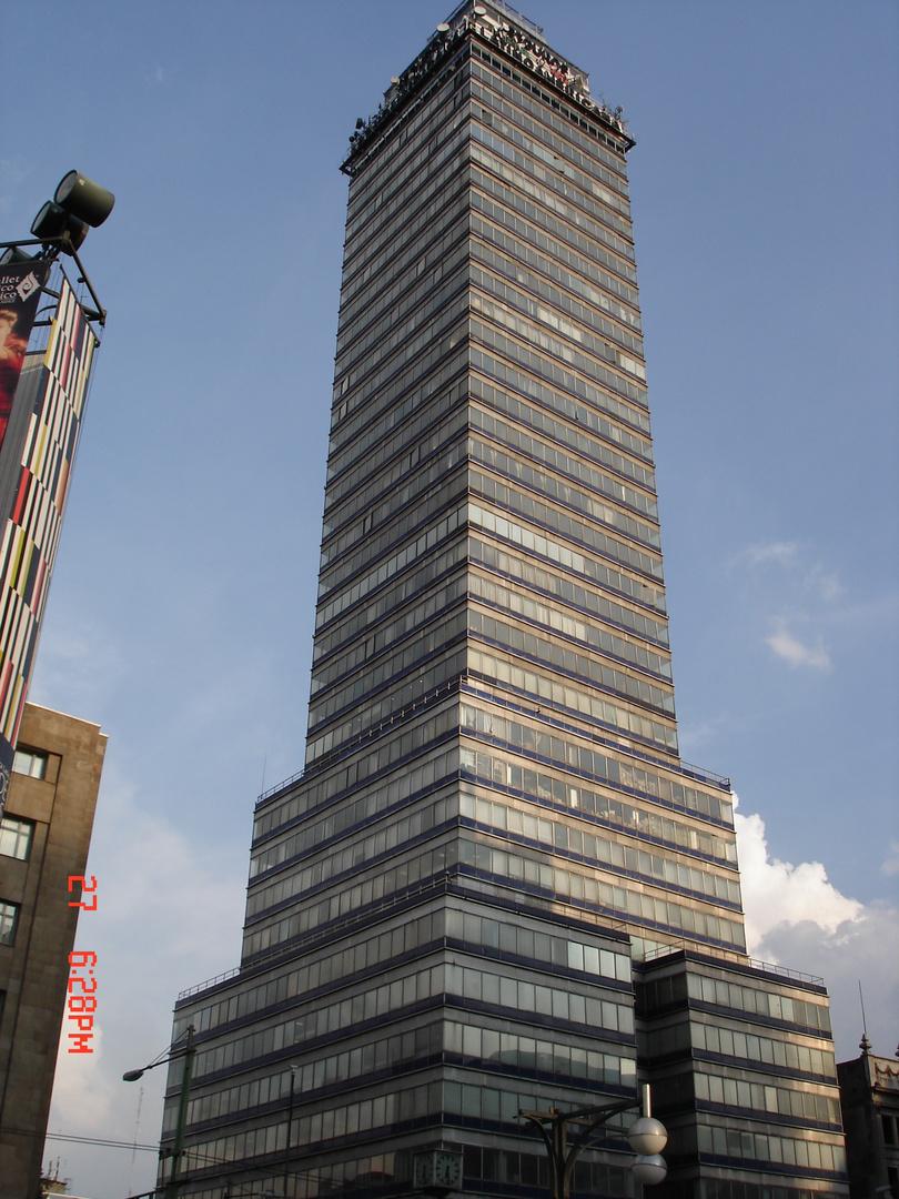 TORRE LATINOAMERICANA, MÉXICO, DISTRITO FEDERAL