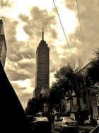Torre Latinoamericana...en la gran urbe de México