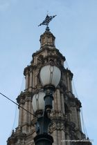 Torre y lampara de San Julian