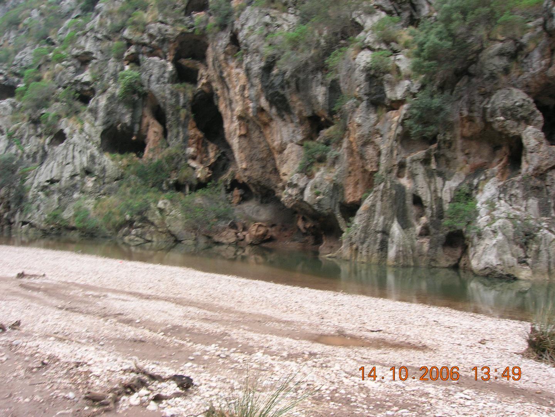 torrent de pareis canyon