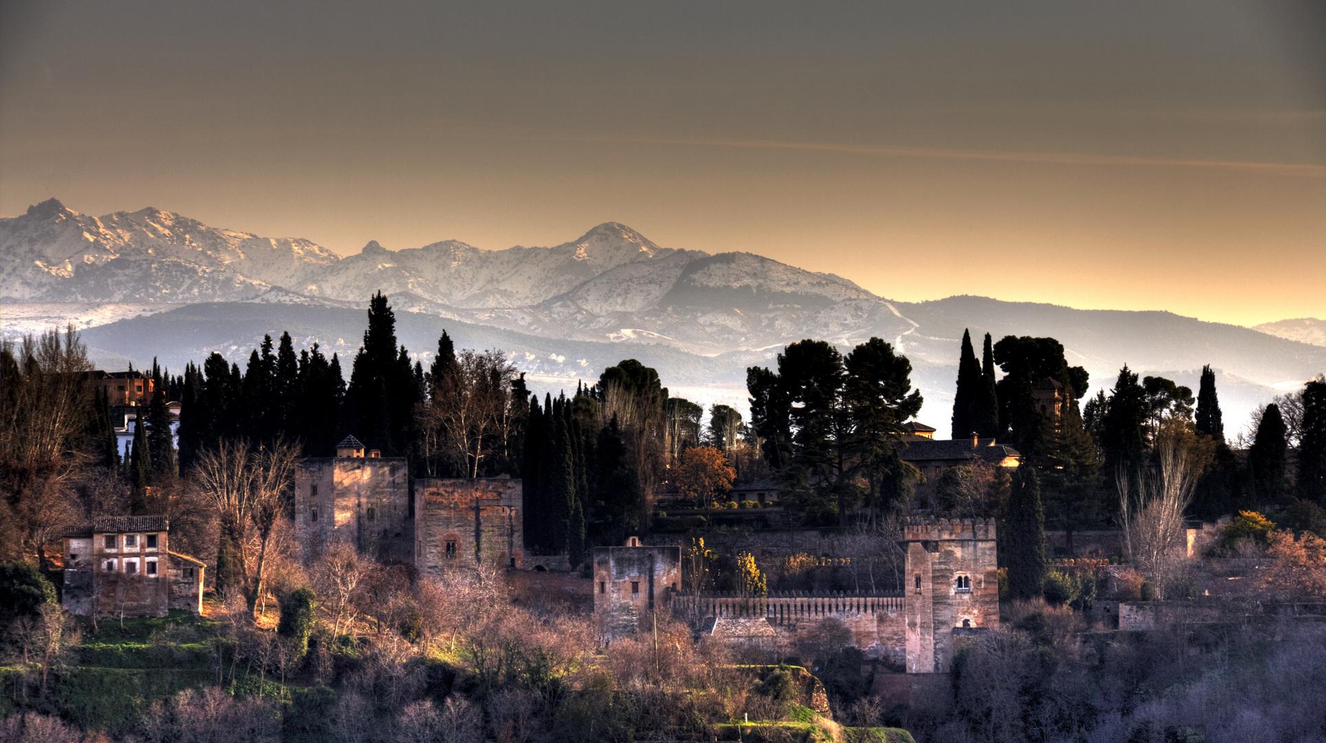 Torres de la Alhambra