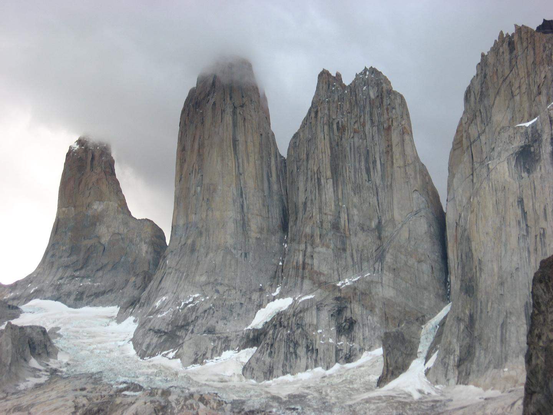 Torres, Parque Nacional Torres del Paine - Chile