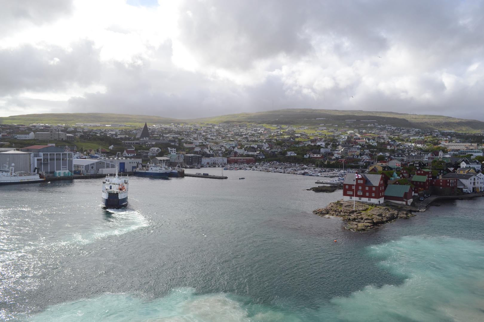 .....Torshavn....