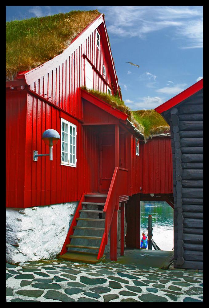 Tòrshavn (Faroer)