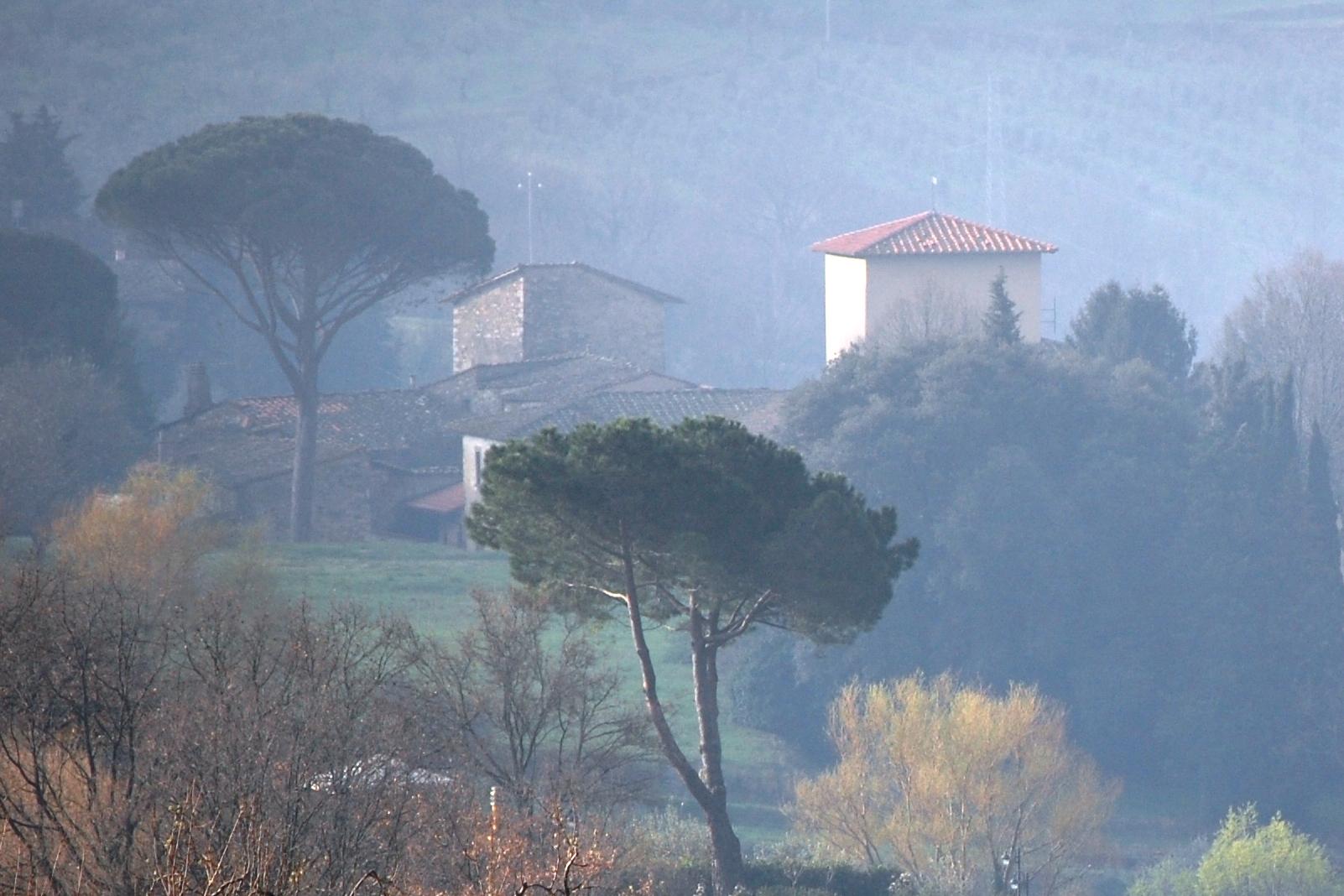 Toscana bei Vaiano