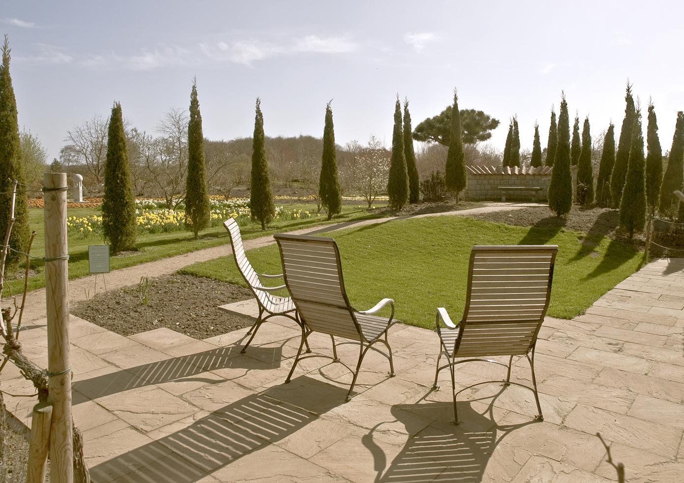 Toscana garten april im aboretum ellerhoop foto bild landschaft garten - Toskana garten ...
