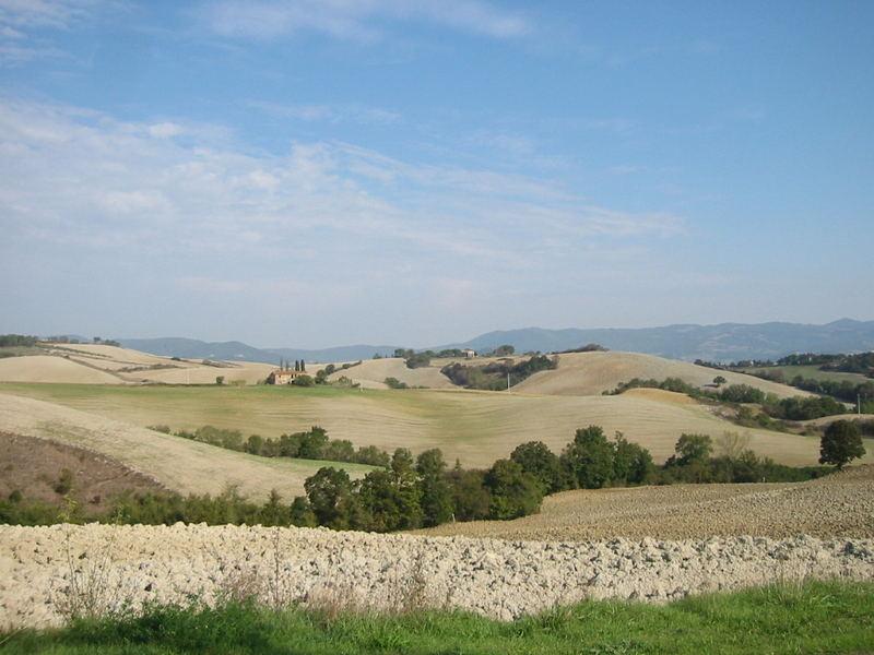 Toscana im Frühling