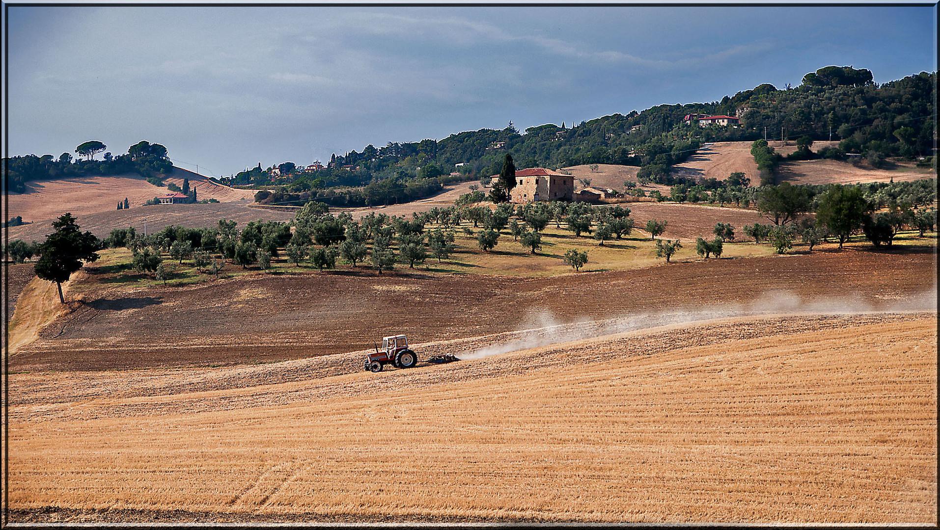 Toscana - Molle di Rufione