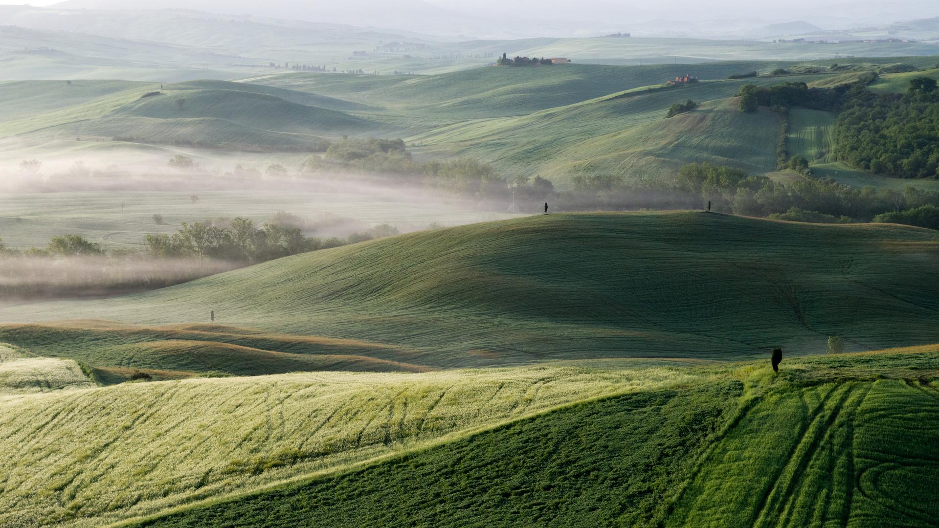 Toscana Val dorcia