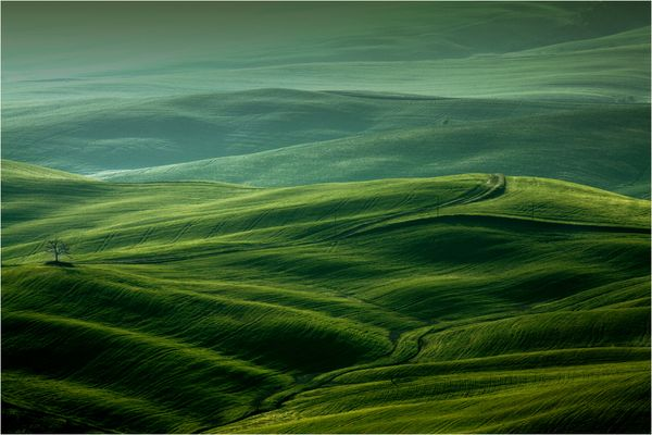 Toscana Wellen