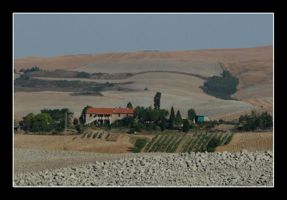 Toscanalandschaft