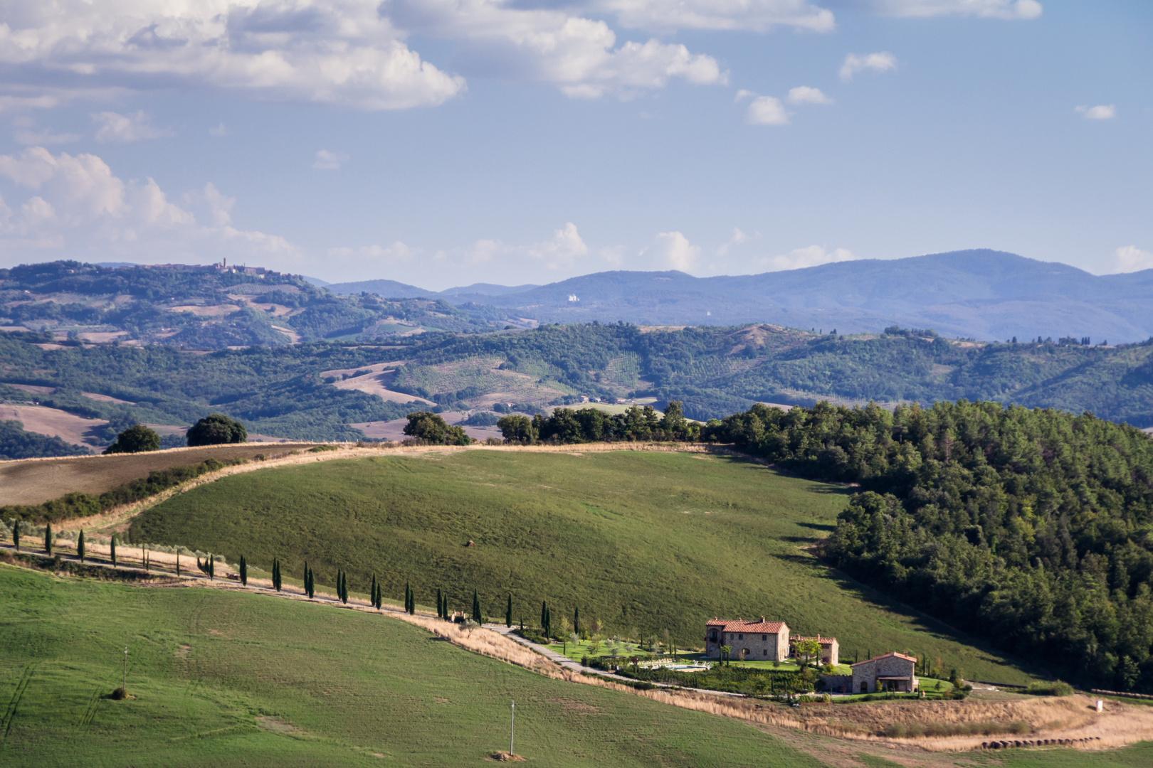 Toscanische Landschaften 4