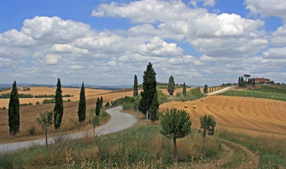 Toskana - Bild & Foto von waechter-media aus DigitalPHOTO ...