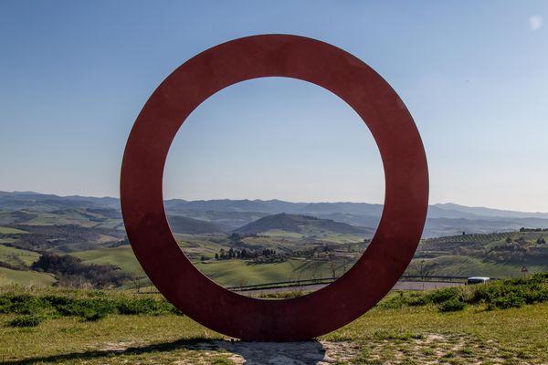 Toskana - eine runde Sache
