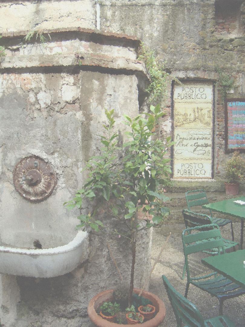 Toskanische Stille