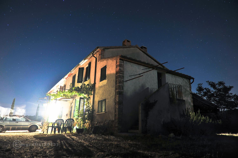 Toskanisches Haus - neue Überarbeitung