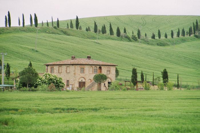 toskanisches Landhaus