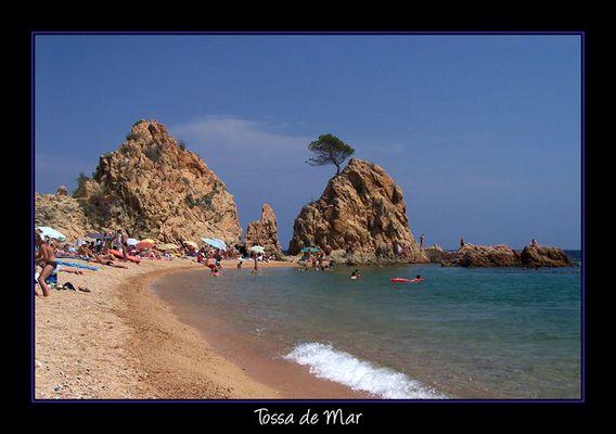* * * Tossa de Mar * * *