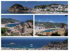 Tossa de Mar Collage