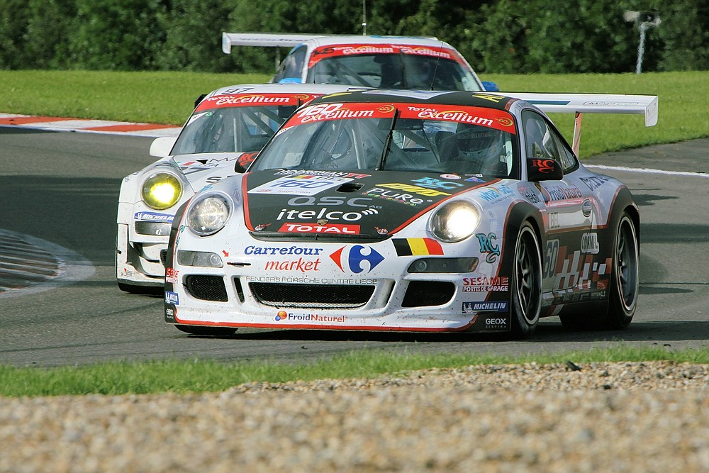 Total 24 Hours of Spa 25.07.2009