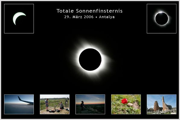 Totale Sonnenfinsternis, 29.März 06