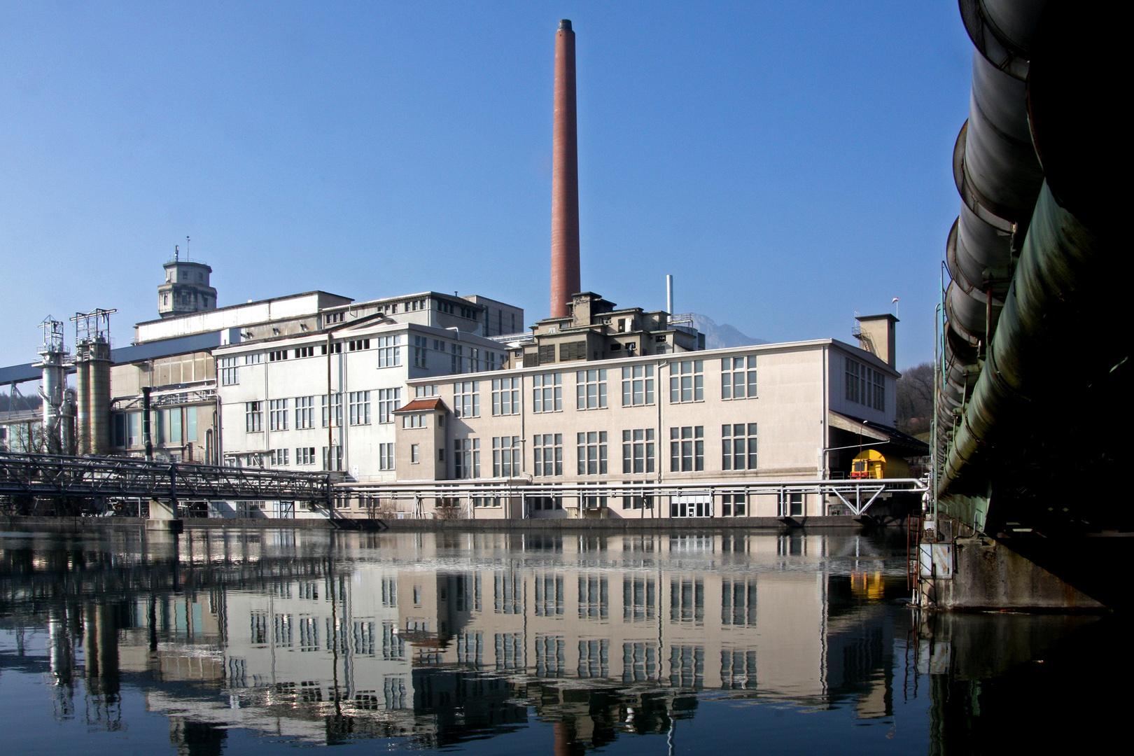 Tote Fabrik