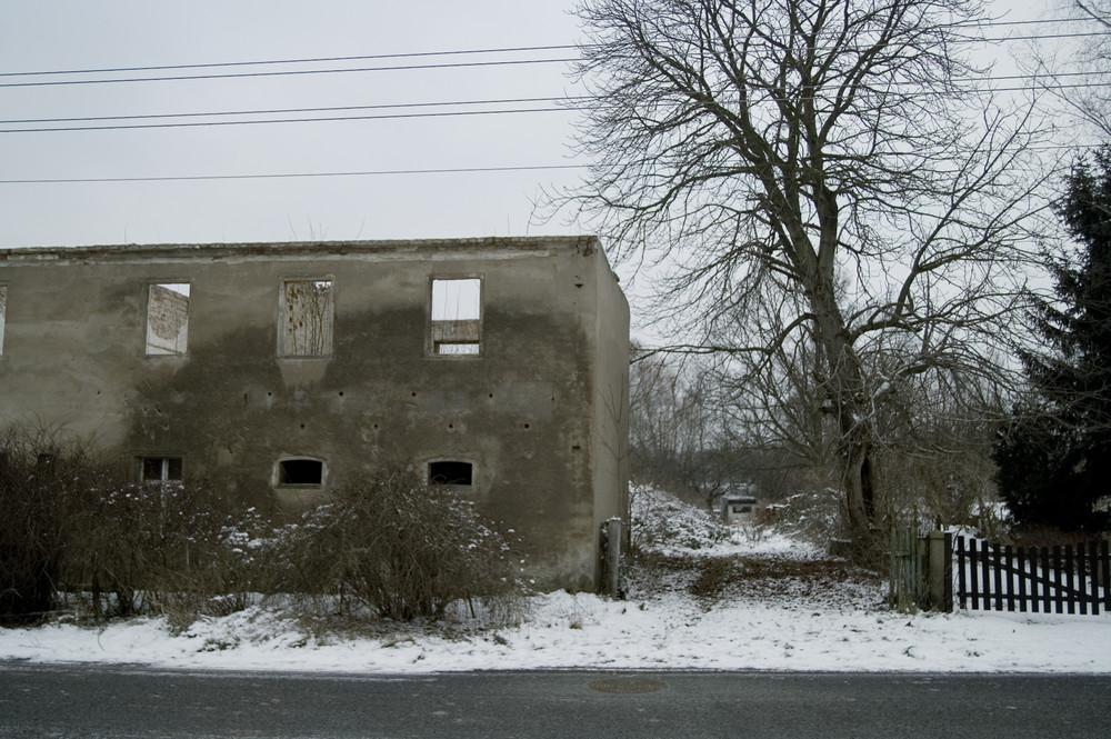 Tote Häuser