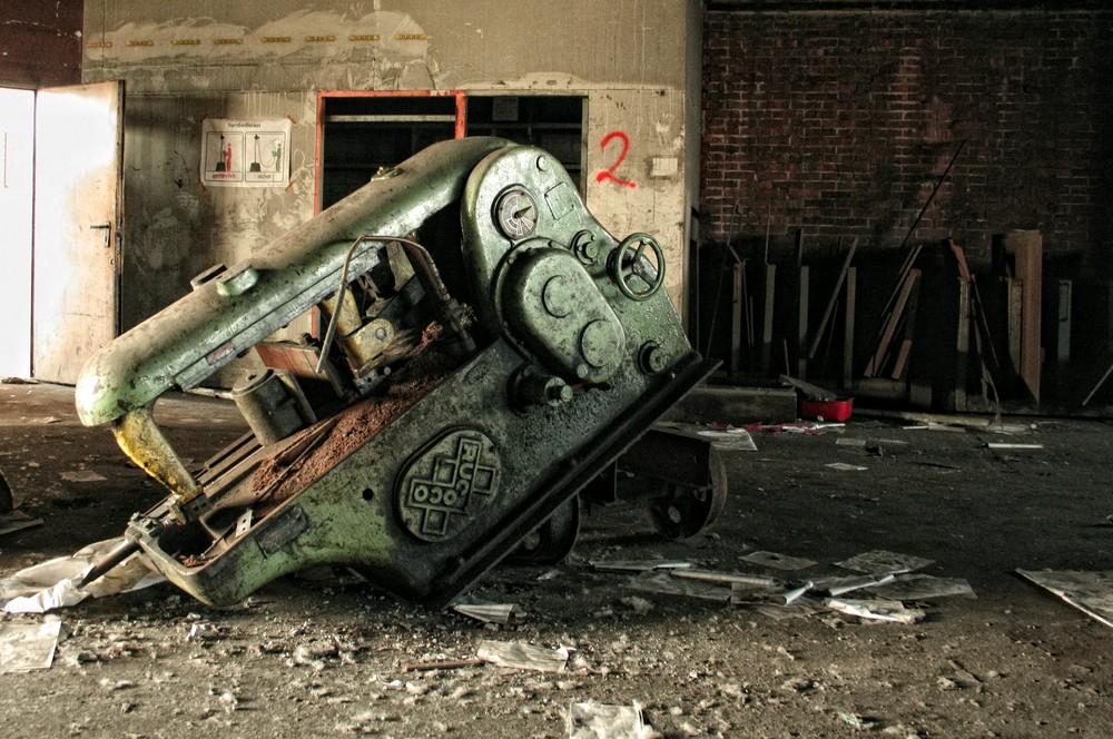 Tote Maschine