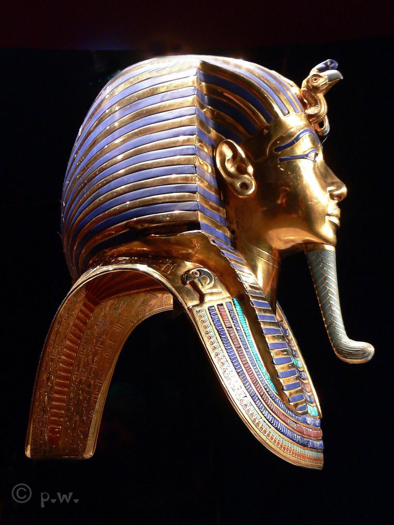 totenmaske des tutanchamun foto bild africa egypt. Black Bedroom Furniture Sets. Home Design Ideas