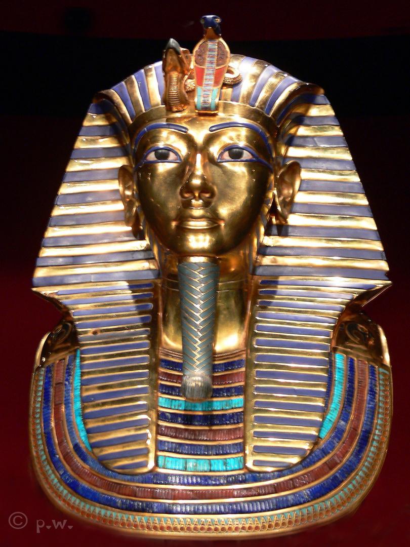 totenmaske des tutanchamun foto bild africa egypt north africa bilder auf fotocommunity. Black Bedroom Furniture Sets. Home Design Ideas