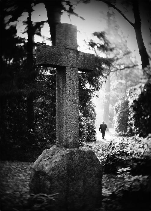 Totensonntag auf dem Ohlsdorfer Friedhof