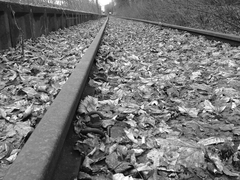 Totes Gleis in Lebenstedt