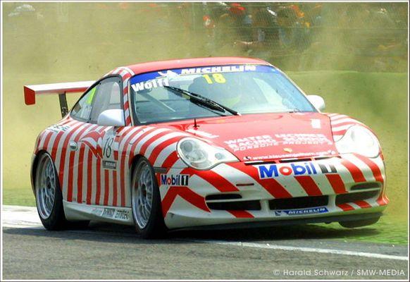 Toto Wolff / Porsche Supercup - GP Imola