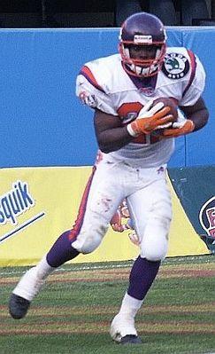 Touchdown Curtis Alexander...