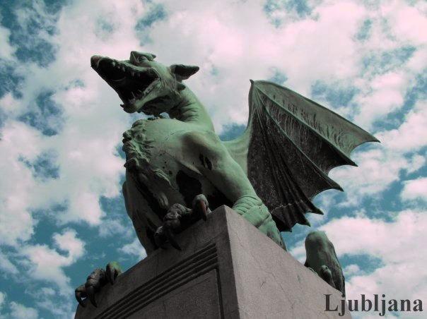""""""" Touche la queue du dragon, et tu seras la chance. """""""