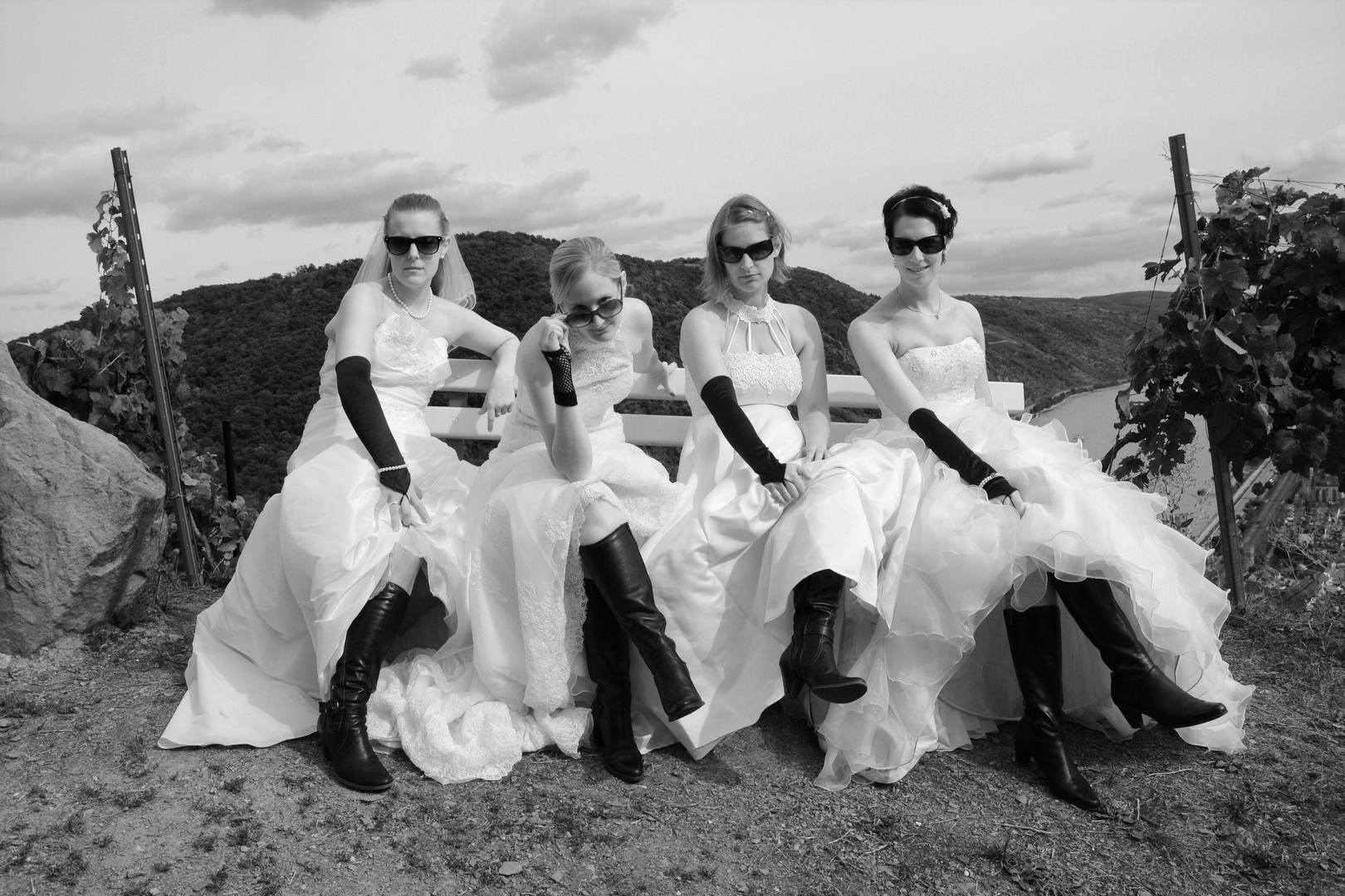 tough chicks