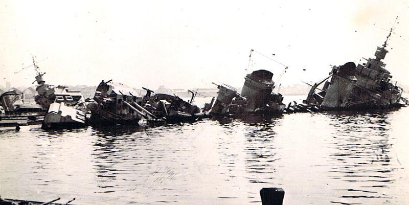 Toulon - Ende 1942 (2)