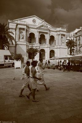 Toulon - Theatre Municipal