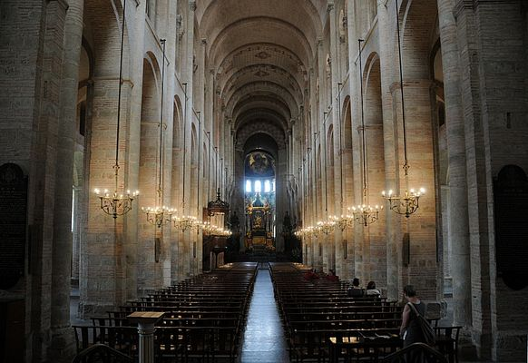 Toulouse, Basilika Saint-Sernin 2
