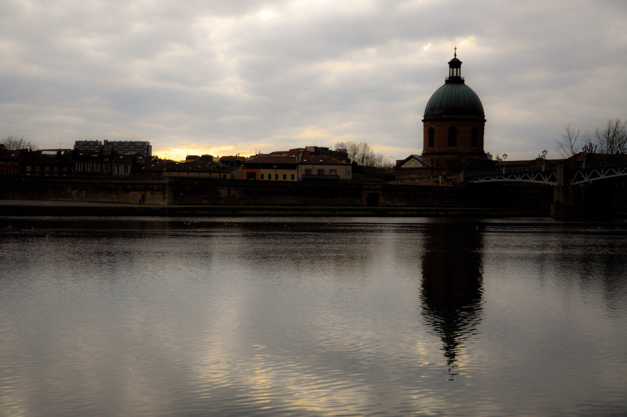Toulouse by by